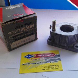 Supporto Carburatore FIAT - LANCIA Motori 900cc